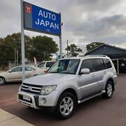2007 MITSUBISHI PAJERO VR-X LWB (4x4) NS 4D WAGON 3.8L V6 5 SP AU Canning Vale Canning Area Preview
