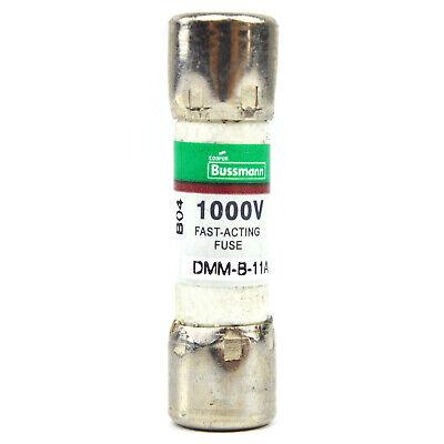 Bussmann Dmm-b-11a 1000vdmm 11amultimeter Fuse For Fluke 87-v 88-v 287 289 179