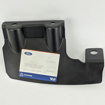 GENUINE Ford Fiesta / Fusion Air Deflector Upper LH 1215021