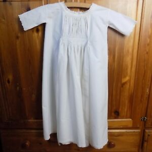 d7be17e4547e Victorian Christening Gown