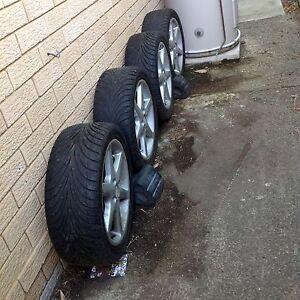 Silverstone BSA Tyres x 4 Winston Hills Parramatta Area Preview