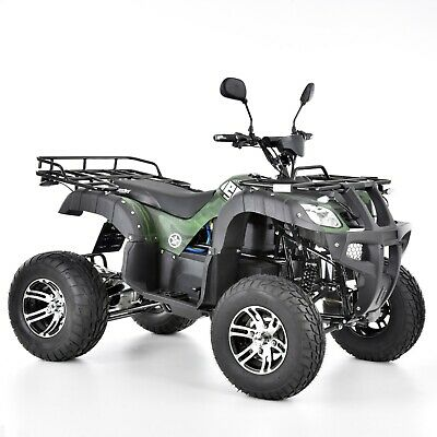 HECHT 59399 Army Elektro-ATV 2200W, NEU, in CAMO