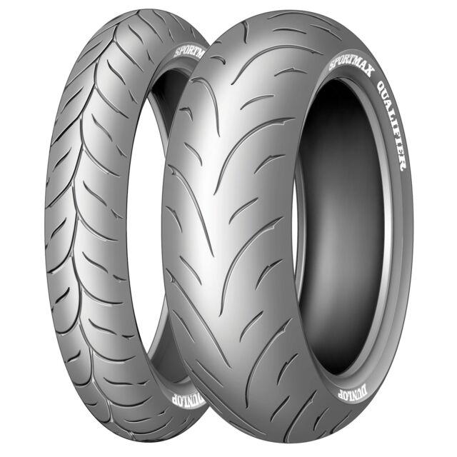 Dunlop Sportmax Qualifier D209 Motorcycle / Bike Street/Road/Track Tyre