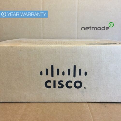 New Sealed Cisco Ws-c3850-48t-e Gigabit Ethernet Switch Ip Services 350wac Pwr