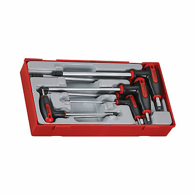 Teng Tools 7 Piece T Handle Hex Key Set 7 Piece Hex Set