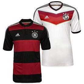 adidas DFB Fußball WM 2014 Heim & Auswärts Herren Trikot
