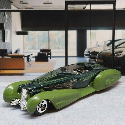 Custom Cadillac Fleetwood Hot Wheels Rod Squad 1:64 Scale Toy Car New Open