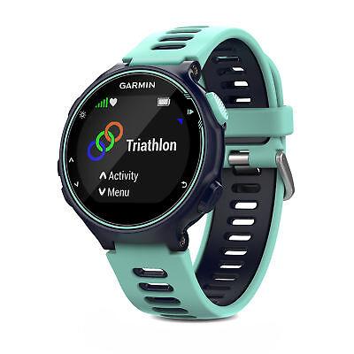 Garmin Forerunner 735XT Multisport GPS Watch Midnight Blue/Frost Blue