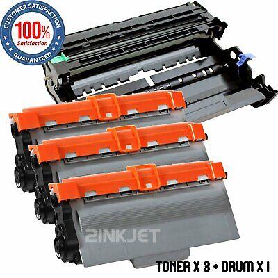 TN750 Toner Cartridge DR720 Drum For Brother MFC-8710DW HL-5450DN DCP-8150DN Compatible Black Drum Cartridge