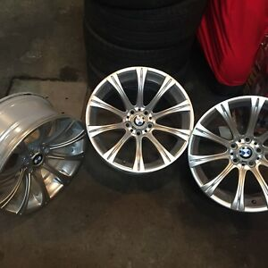 BMW M5 E60 mags/Roue style 166 19' OEM