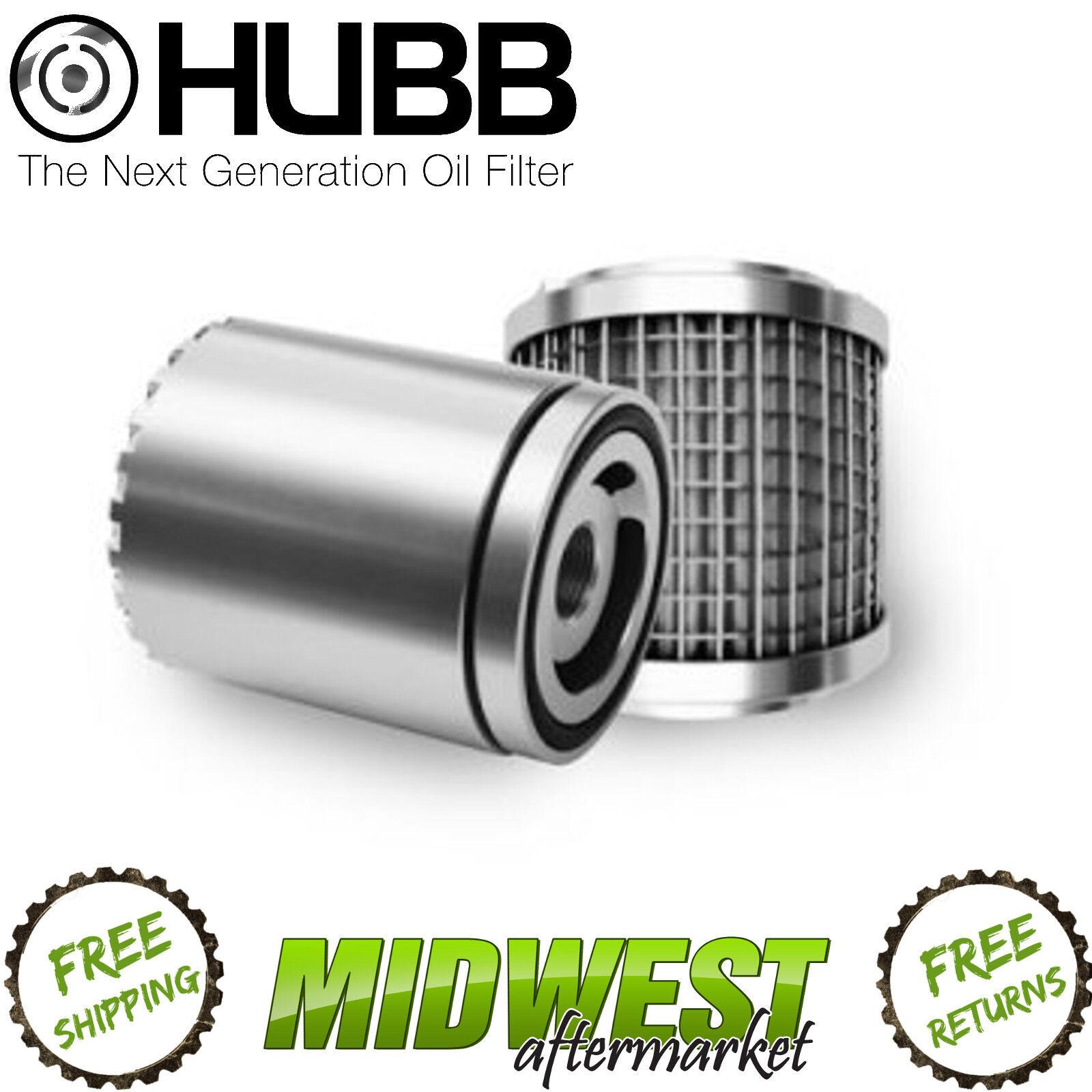 Hubb Stainless Steel Reusable Oil Filter Fits 2012 2017 Dodge Ram 1500 5 7 Hemi Ebay