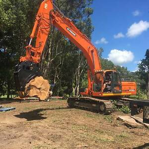 frontline rentals..30 tonne excavator for dry or wet hire Toowoomba Toowoomba City Preview