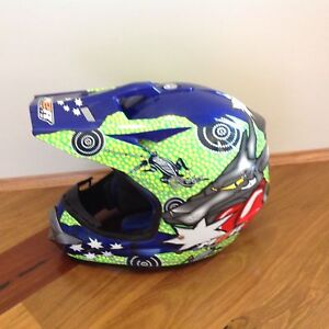 M2R Moto Cross Helmet Size  M Gwelup Stirling Area Preview