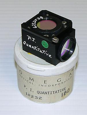 Nikon Omega P.i Quantitative Fluorescent Microscope Filter