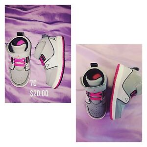 Girls shoes & clothes