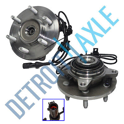 2005-2008 Ford F-150 & Lincoln Mark LT (2) Front Wheel Bearing & Hub Assy 4x4