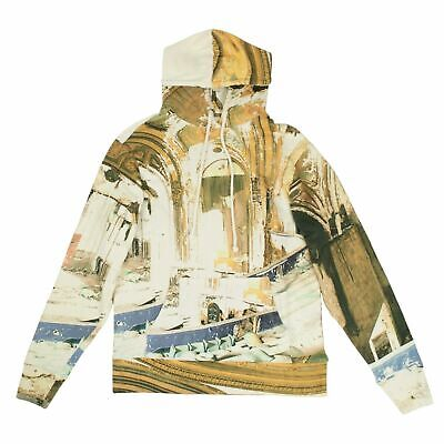 NWT 424 Eastown Theater Trucker All Over Print Hoodie Sweatshirt Size XL $375