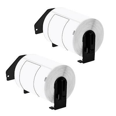 2rolls 200 Shipping 4x6 Label Dk-1241 For Brother Ql-1110nwb Wpermanent Frame