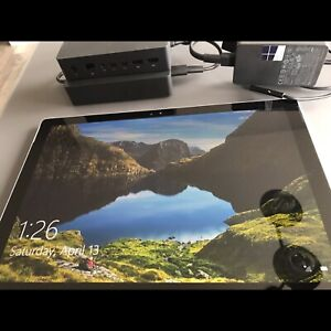 Surface pro 4    In mint condition