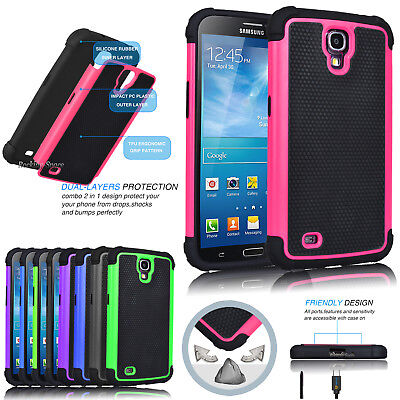 Heavy Duty Best Impact Hard Matte Case Cover For Samsung Galaxy Mega 6.3