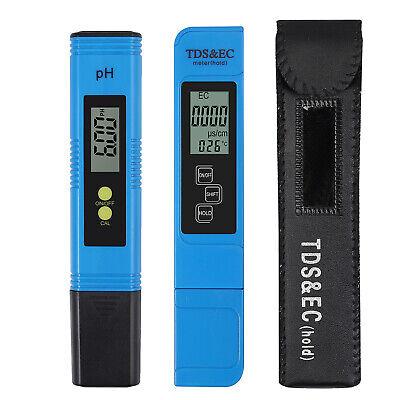 Tester PH/TDS&EC kit misuratore digitale della qualità dell'Acqua multi-funzione