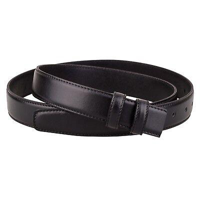 Men's Black Leather Belt Strap Genuine calfskin 30 mm ferragamo buckles 30-46