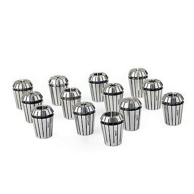 New Precision Er25 Collet Set 332 To 58 14pcs Tir0.0004 10m Cnc Tools