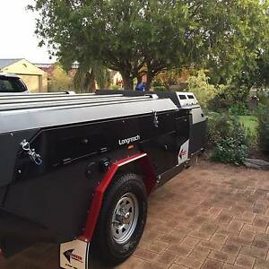 2016 Pioneer Campers Longreach Camper Trailer Perth Perth City Area Preview