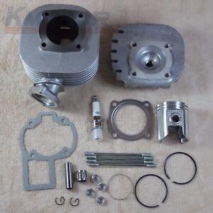 Cylinder Piston Gasket Ring Top End Kit 11210-40B01 for Suzuki Quadsport LT80