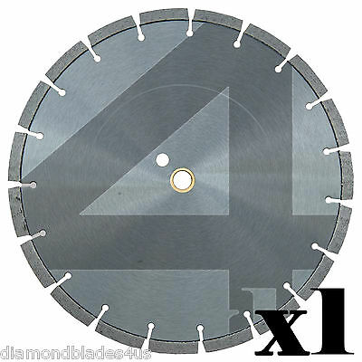 14 Diamond Saw Blade Concrete Brick Block Stone Slate Rock Masonry 10mm Cutter
