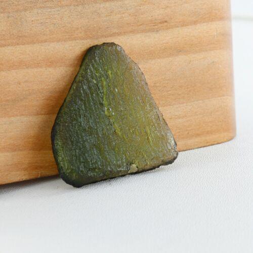 Large  Moldavite Vintage Loose gemstone For Jewelry