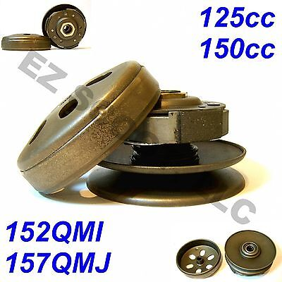 REAR SCOOTER CLUTCH 150CC GY6 CHINESE SCOOTER 4STROKE ROKETA PEACE BMS SUNL TANK
