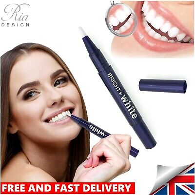 Teeth Whitening Gel Pen Extra Strong White Tooth Whitener Delicate Stain Remover