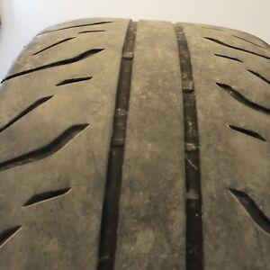 Two Bridgestone RE71R  performance tires 235/40/R18