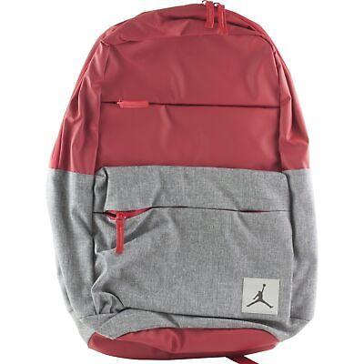 Nike Air Jordan Jumpman Rotate School Backpack Book Bag College Kids Gym Red 5b5dee27a7a47