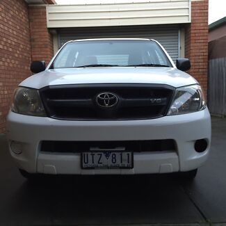 Toyota Hilux  Meadow Heights Hume Area Preview