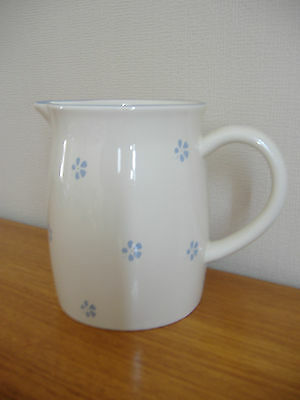 BOOTS CREAM COLOURED JUG-NEW