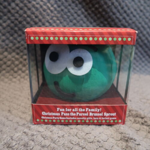 Christmas Pass The Parcel Brussel Sprout