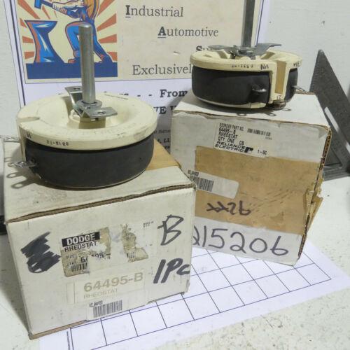 Qty 1: New in Box - Angstrohm 64495-B Rheostat  300V 1250OHM 0.346A Type 150R
