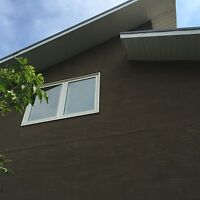 Dwayne's stucco patch and repair
