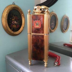 Vintage Musical Lighter and Cigarette Holder