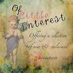 of little interest