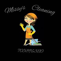 Are you in need of a cleaner?