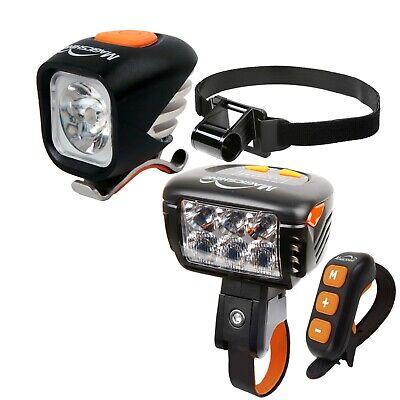 MagicShine MJ856 1600 Lumen 4 mode CREE LED Bike Light MJ6038 Battery