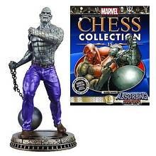 ABSORBING MAN Marvel Chess FIGURE Piece #15 & MAGAZINE in BOX Molendinar Gold Coast City Preview