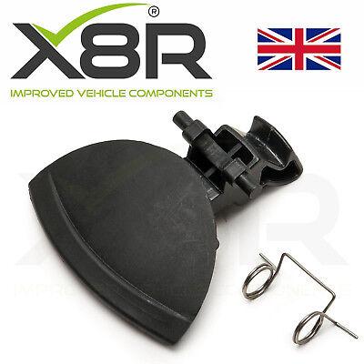 For CITROËN C4 Glove Box Lid Handle Spring Replacement Repair Kit Black Plastic
