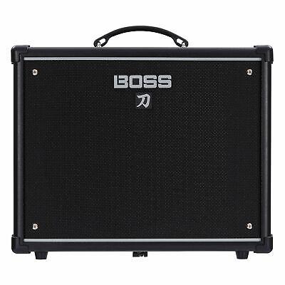 Boss Katana-50 mkII 1x12 Guitar Combo Amplifier