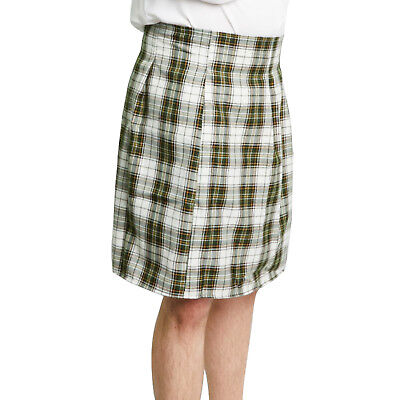 Golf Costume (SCOTTISH KILT Tartan Green Plaid Golf COSTUME Adult Men's Standard XXL)