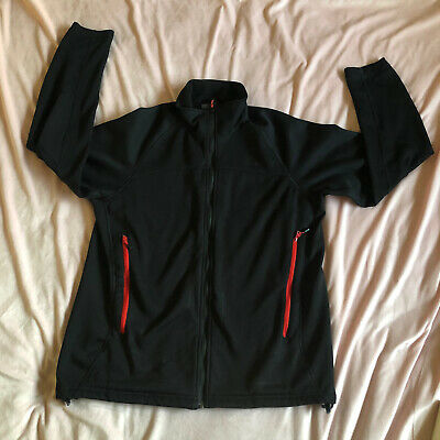 The North Face Black Fleece Full Zip Jacket  Men's, Size Large