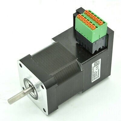 Nema17 1.8a 0.5n.m Stepper Motor With Integrated Controller And Encoder 17pd2